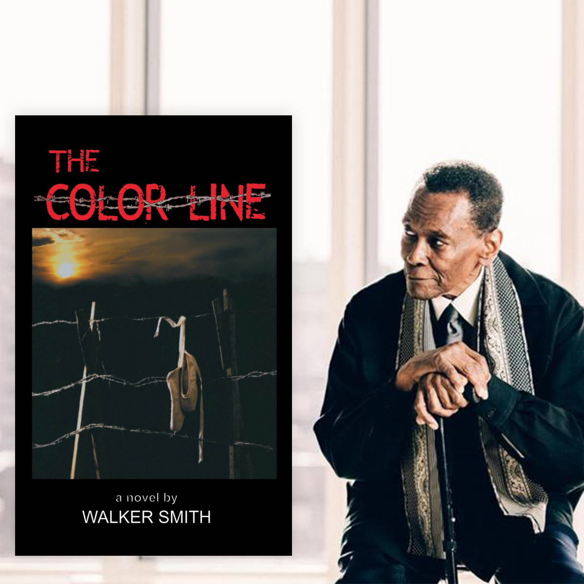 "Arthur Mitchell, ""The Color Line"" Tribute"