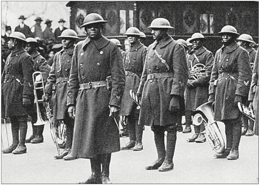 Harlem Hellfighters and The Color Line